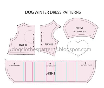 Dog Outfits Patterns Take The Dogs Out Interesting Dog Hoodie Pattern